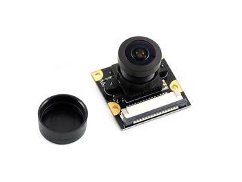Kamera IMX219-160 odpowiednia dla Jetson Nano 8 megapikseli 160 ° FOV tanie i dobre opinie IMX219-160 Camera Waveshare 8 Megapixels Supports NVIDIA Jetson Nano Developer Kit 3280 * 2464 25mm *24mm Used for attachment Provides 3 3V power output
