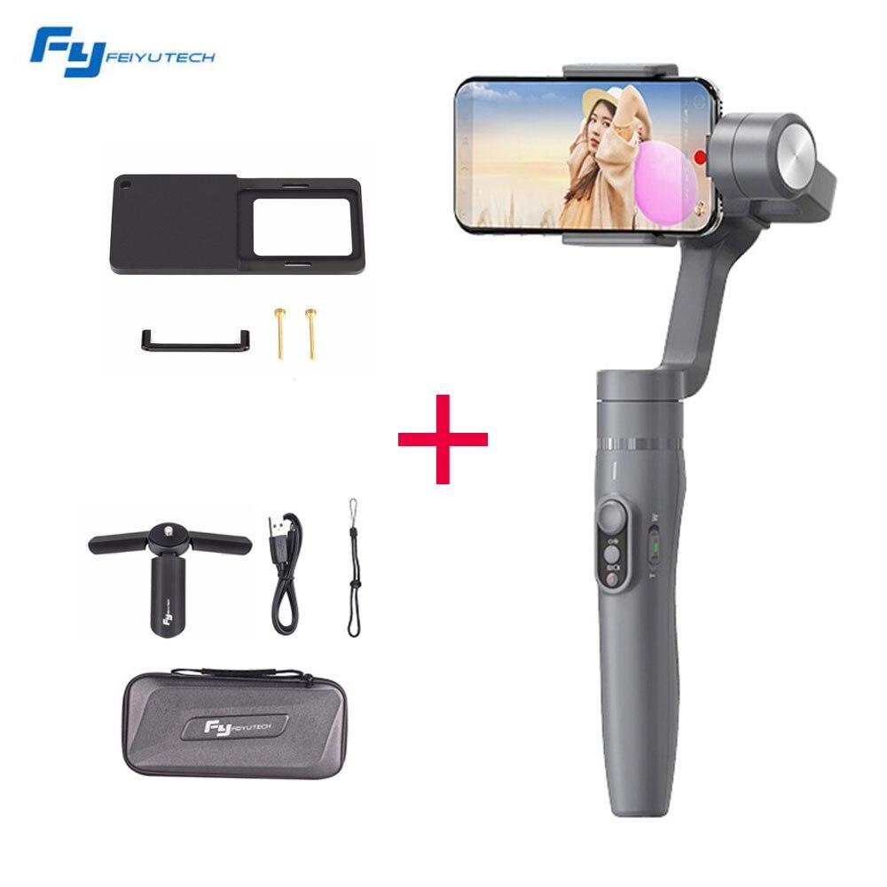 Feiyu Vimble 2 Extendable Handheld 3 Axis Travel Gimbal