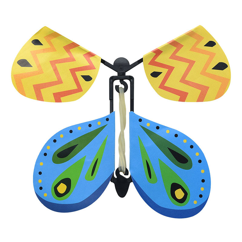 ფრენა პეპლის pupa შევიდა - იუმორისტული სათამაშოები - ფოტო 3
