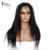 250% Densidad Del Frente Del Cordón Pelucas de Cabello Humano Peruano de la Virgen Del Frente Del Pelo Pelucas Rectas Llenas Del Cordón Pelucas de Pelo Humano Para Las Mujeres Negras