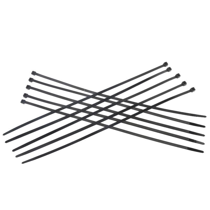 1,8*120mm 1000 STÜCKE Nylon Kunststoff Netzwerk Kabel Draht ...