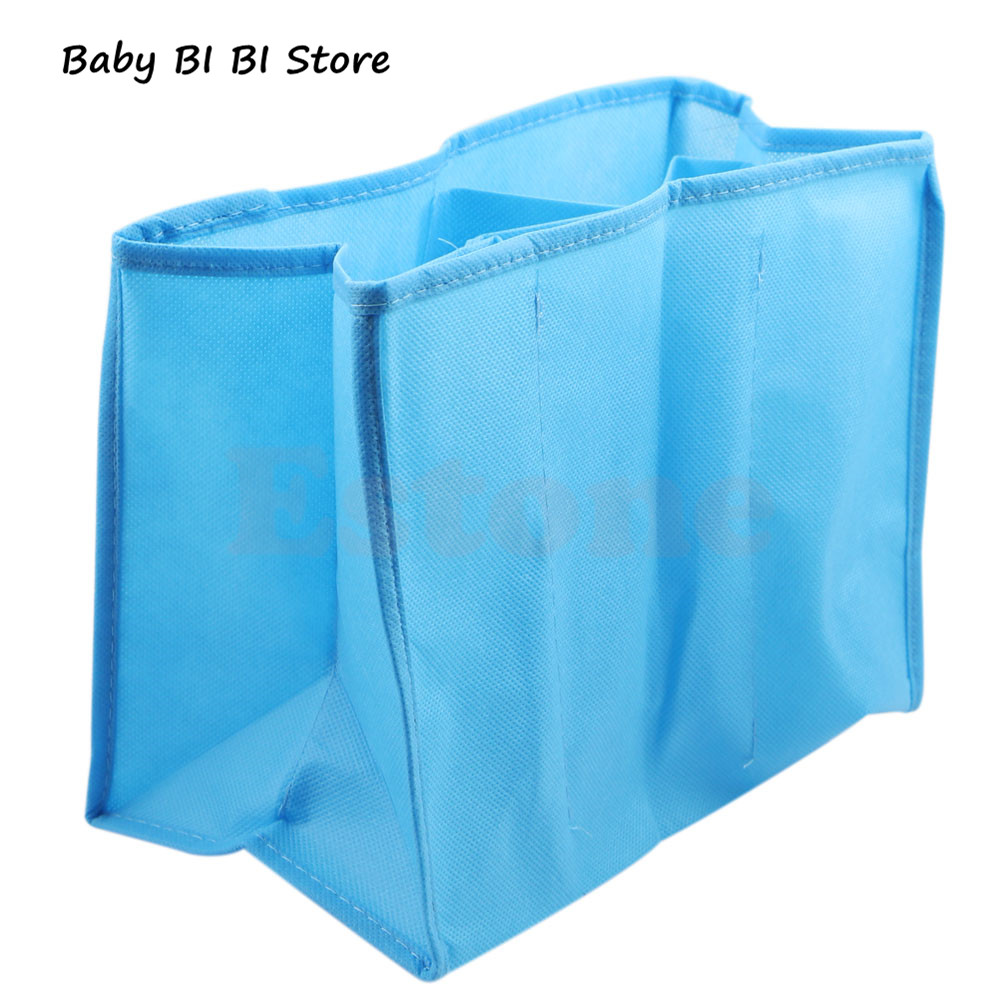 Portable Baby Diaper Nappy Changing Organizer Insert Storage Bag Outdoor Liner