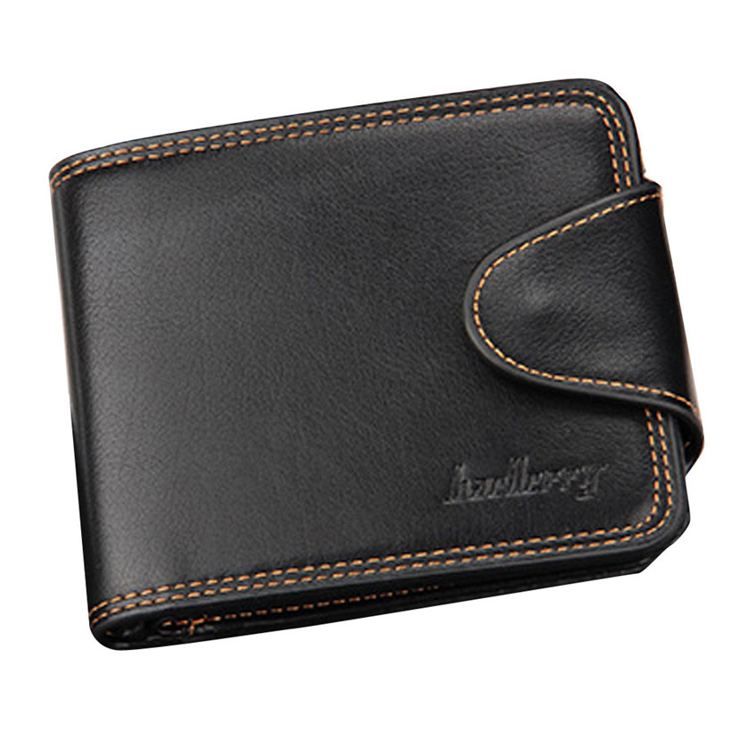 New Brand Fashion Mens ID Card Coin Holder Billfold Zip Purse Wallet Handbag Clutch PU Leather Small Mini Ultra-thin Wallet or fabric camouflage leaf headgear