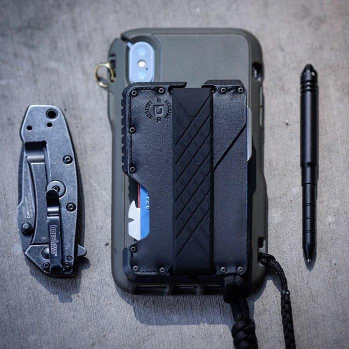 المعادن كليب EDC محفظة التكتيكية متعددة الوظائف محفظة بطاقة حزمة الجيش المشجعين المعدات في الهواء الطلق التخييم أدوات إنقاذ