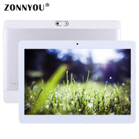2018 New 10 1 Inch Tablet PC Android 7 0 3G Phone Call Octa Core RAM