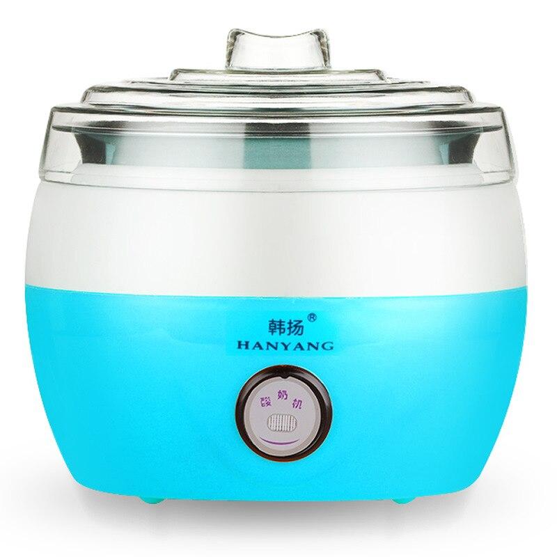 Electric multifunction Yogurt Maker Stainless Steel Liner Mini Automatic Machine cups for yogurt kitchen appliances