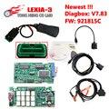 Preço de fábrica Lexia3 V48 PP2000/Lexia 3 Ferramenta De Diagnóstico Com Diagbox V25 7.83 Para Peu Cit-roen-geot Lexia3 Lexia-3 PP2000