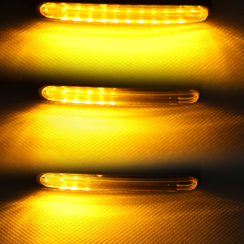 2pcs 12 LED Motorcycle Turn Signal Lights Flowing Flashing Motorbike Indicator Blinker Moto Tail Lights Signal 2pcs 12 LED Motorcycle Turn Signal Lights Flowing Flashing Motorbike Indicator Blinker Moto Tail Lights Signal Lamp for Harley