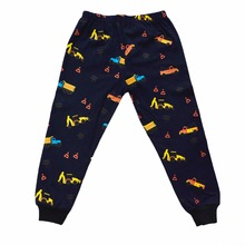 Cute Inscribed Cotton Baby Boy's Pajamas