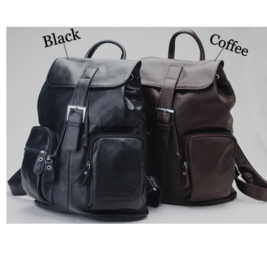 Aliexpress.com : Buy TIDING Genuine Leather Lady Backpack Women ...