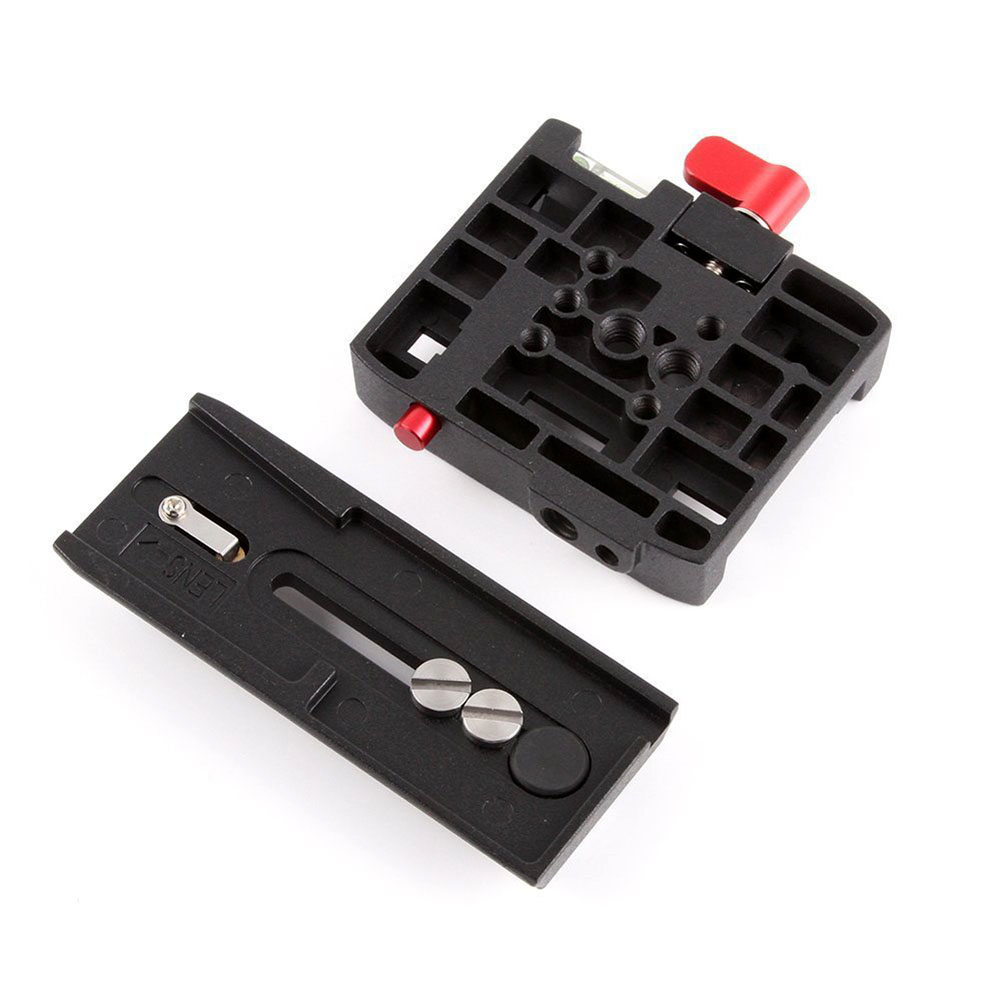 P200 Quick Release QR Abrazadera para Manfrotto 500 AH 701 503 HDV 577 GDeals