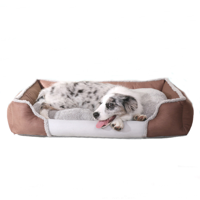 Us 189 33 Offpet Dog Bed Jesienią I Zimą Ciepłe Pies Dom Duży łóżka Psa Hodowla Nest Dla Puppy Kot Zwierzęta Sofa Mat Smlxl W Pet Dog