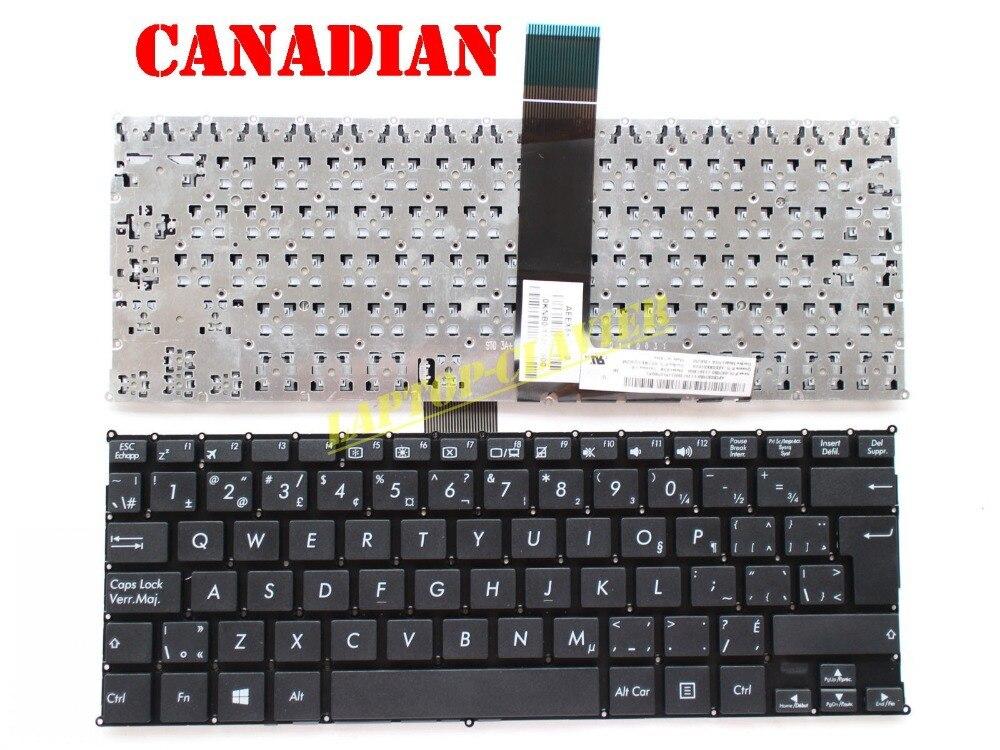 0KNB0-1126CB00 EX8 NSK-URB2M AEEX8K01010 CA Keyboard for ASUS X200M X200MA