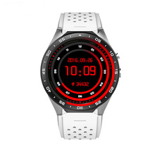 Unlocked KW88 Smart Watch Android 5.1 Bluetooth 4.0 Smartwatch Phone Relogios Invictas 3G WCDMA Camera Google Playstore GPS Wifi