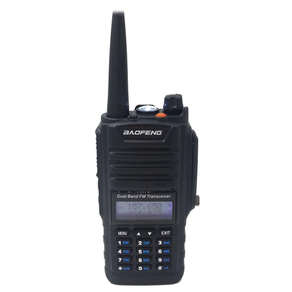 Baofeng BF-A58 Antipolvere Impermeabile walkie talkie radio portatile a piedi colloquio baofeng UV 82 UV82 gt-3 uv5r uv-5r puxing px-777