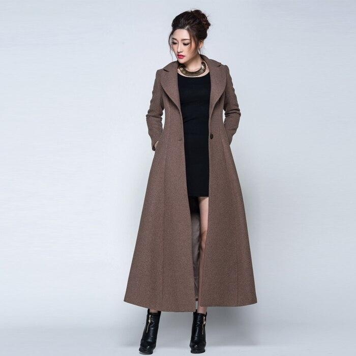 Long Coat Design