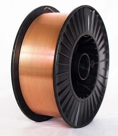 Profesional Mig Welding Wire Copper Mild Steel Rod Electrode ER70S-6 1.2mm 15KG Spool ABS LR Shipping Approval OEM Available profesional mig welding wire copper mild steel rod electrode er70s 6 0 9mm 0 9kg 2lb spool abs lr shipping approval