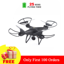 RC Drone with Camera 720P Quadcopter Altitude Hold Headless Mode RC Helicopter Quadcopter 20 Mins Fly