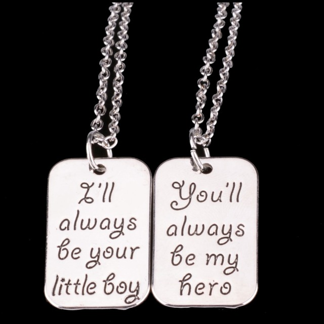tone my be always little charm jewelry antique in you item lot silver will pendant necklaces boy rope necklace chain arrival new from
