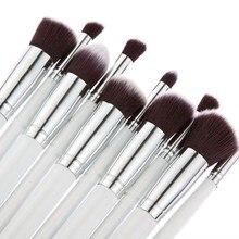 Lot / 10 pièces kit de brosse maquillage professionnel