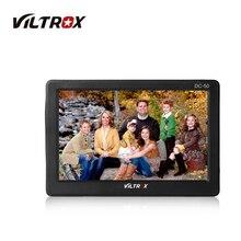 NEW Viltrox DC 50 DC-50 Portable 5 Inches Screen 480P Clip-on Color LCD Monitor HDMI for Camera Photo Studio Accessories