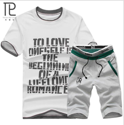 2017 fashion printed men set brand clothing tracksuit set summer men sportswear short tshirt short sets.jpg 250x250