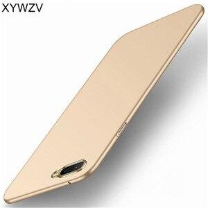Image 3 - OPPO RX17 Neo מקרה Silm יוקרה דק חלק קשה PC טלפון מקרה עבור OPPO RX17 Neo כריכה אחורית OPPO K1 מלא הגנה Fundas
