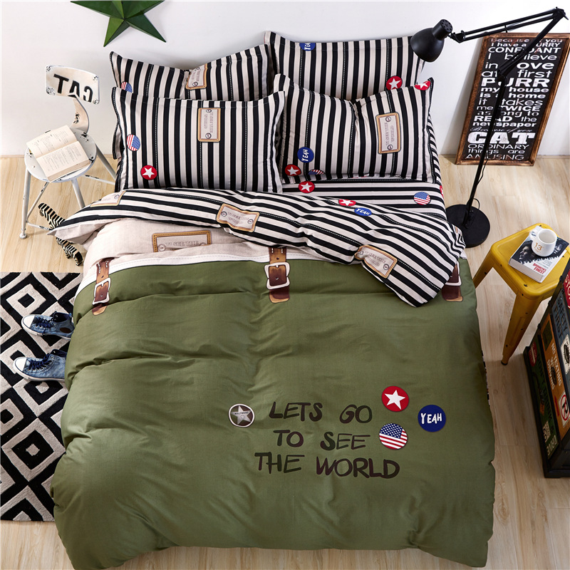 Online Buy Wholesale Navy Duvet Cover From China Navy