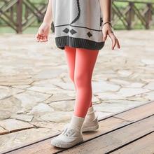 MAINEOUTH 1Pcs 2-12 éves pamut tavasz őszi téli lányok gyerekek gyerekek Lovely táncos harisnyák nadrágok Leggings nadrágok
