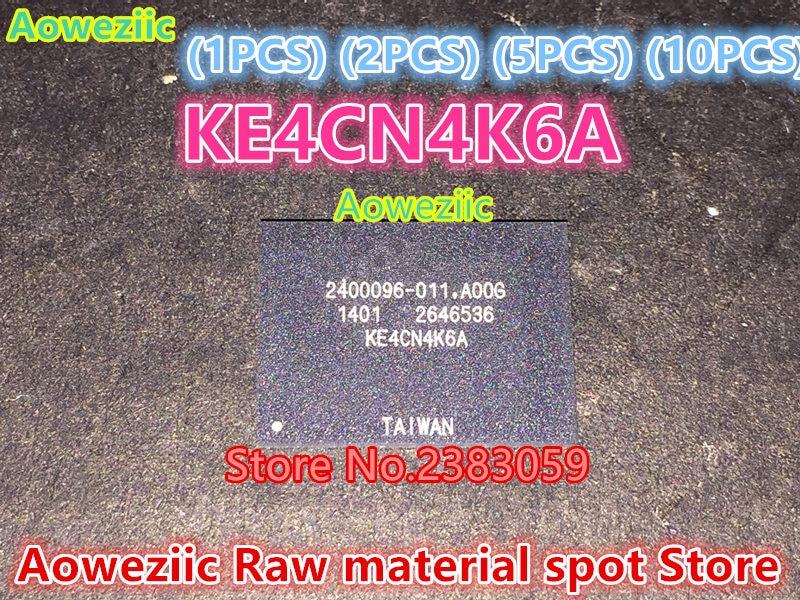 Aoweziic (1PCS) (2PCS) (5PCS) (10PCS)  100%  new original KE4CN4K6A BGA embedded memory EMMC 16GB flash memory агхора 2 кундалини 4 издание роберт свобода isbn 978 5 903851 83 6