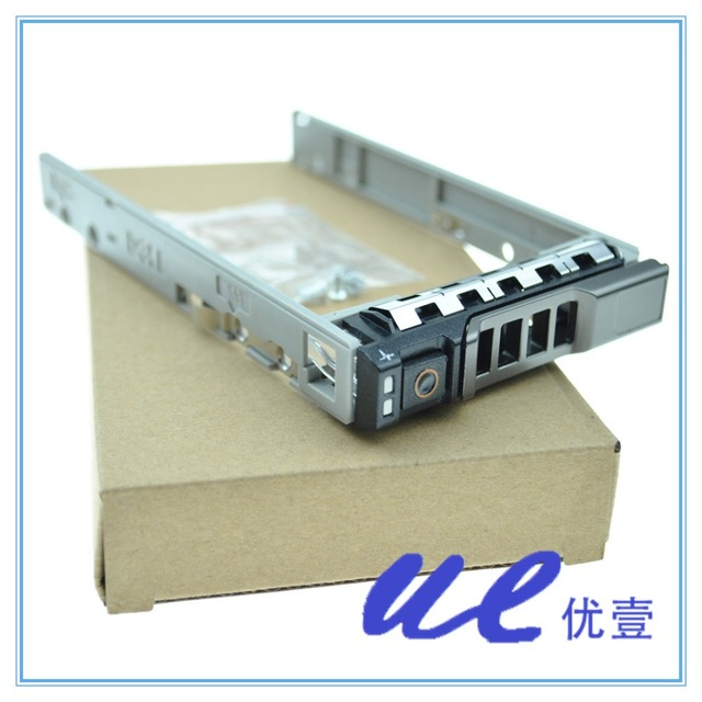 "2.5"" 8FKXC SATA SAS Tray Caddy R730 R630 R730xd MD1420 MD3420, free shipping"