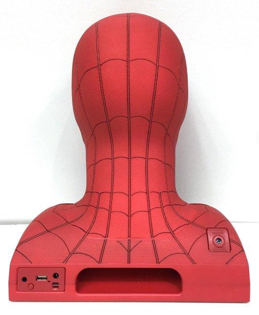 Spider-man Head 1:1 Bluetooth Speaker LED Light Limited
