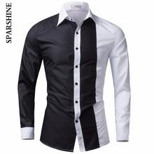 Camisa Masculina Bicolor