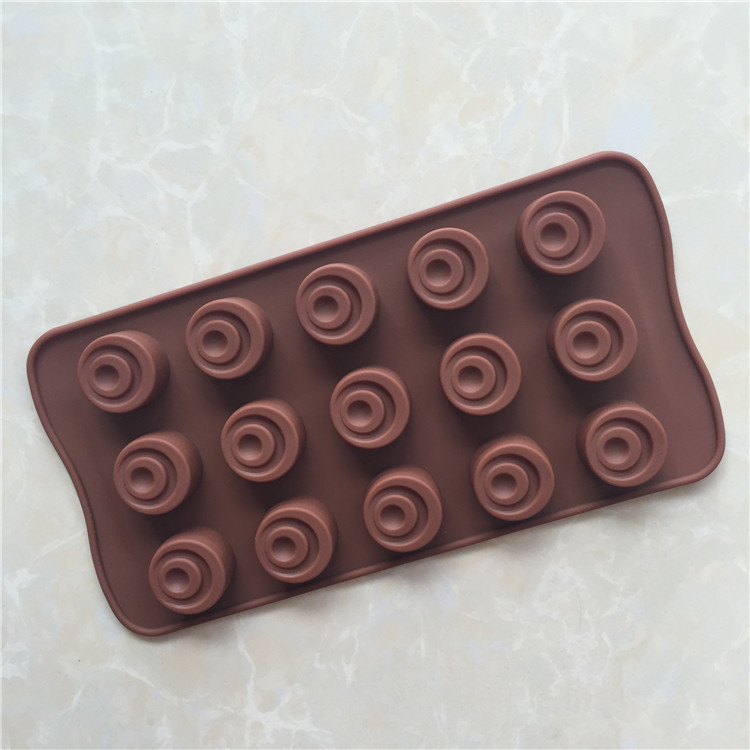 Cake Molds 16 Female Cat Head Silicone Chocolate Mold Expression Ice Grid Xg028 In Many Styles