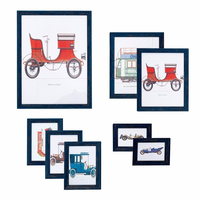 Wall Photo Frames 8 Pcs Set