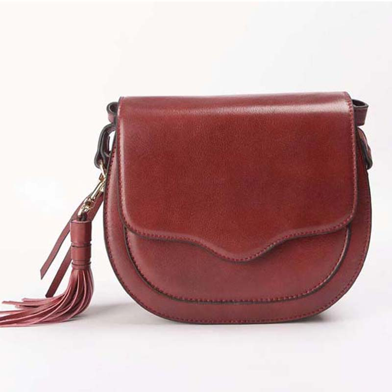 Genuine Leather Women Handbags Ladies Famous Brands Designer Bags Fashion New Solid Soft Single Shoulder Bags To Girls Crossbody summer 2017 chain women bags genuine leather handbags fashion serpentine ladies messenger bags designer brands new shoulder bag