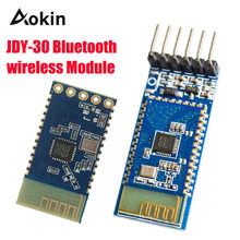 JDY-30 SPPC seriale Bluetooth modulo pass-through di comunicazione seriale wireless dalla macchina Senza Fili SPP-C Sostituire HC-05 HC-06(China)