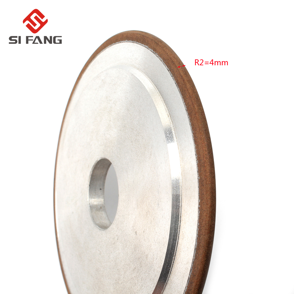 Meule diamantée 150mm disque de meulage lame de scie PH 150 moulin à grains affûtage meule Abrasive rotative outils R2
