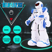 Intelligent RC robot toys for children Educational boys birthday gift oyuncak