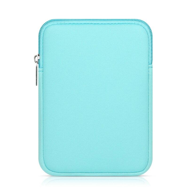 For funda ipad 2018 Zipper Sleeve Bag Pouch Cover For Funda ipad 2017 9.7 For ipad 2017 Case 9.7 Fundas Capa Tablet Accessories