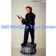 Teminator Statue 1:4 T-800 Bust Arnold Schwarzenegger Full-Length Portrait Action Figure Collectible Model Toy RETAIL BOX WU859