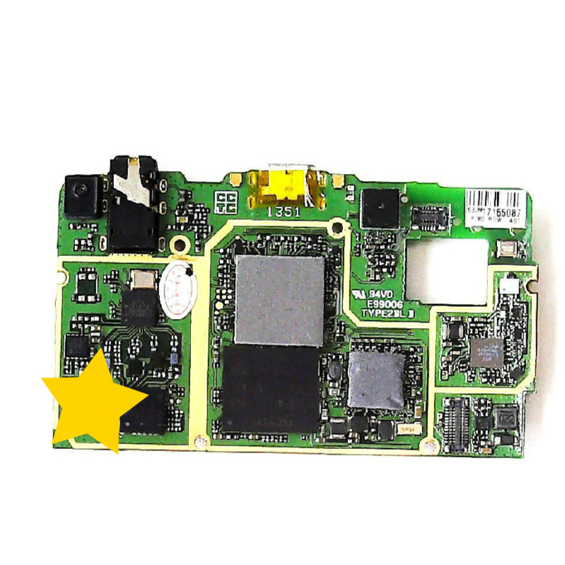 Stonering New TESTED Motherboard Mainboard Board for Lenovo P780 Cell Phone 4GB ROM Support Russia Language