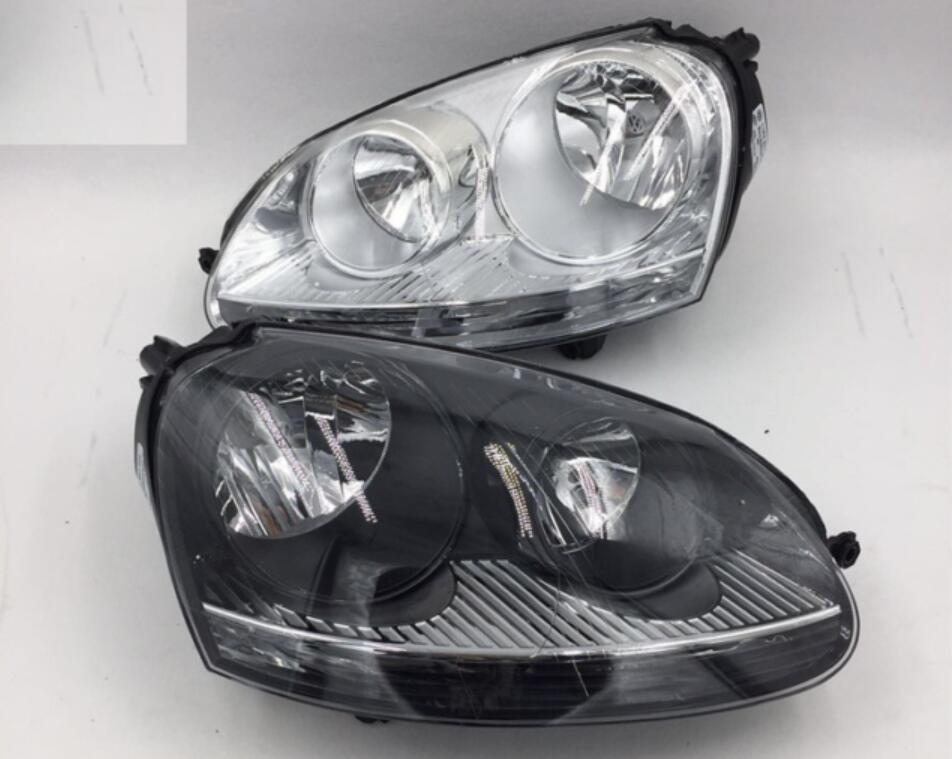 eOsuns OEM headlight assembly for volkswagen VW Jetta Sagitar golf 5 variant 2006-2010, 2pcs уход guam upker kolor 5 0 цвет светло каштановый 5 0 variant hex name 5a4741