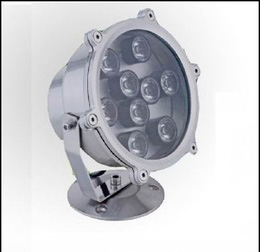 Led Underwater Lights Amiable Smud-09-2 Waterproof Swimming Pool Light 9w Led Underwater Light Outstanding Features