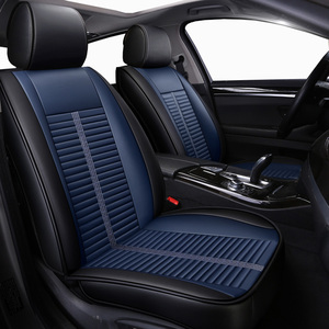 Image 2 - New Leather Universal auto seat covers for Honda accord 7 8 9 civic CRV CR V 2017 2016 2015 2014 2013 2012 2011 2010 2009 2008