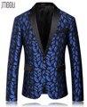 Chaqueta de los hombres de Alta calidad de la Marca de ropa de Los Hombres chaqueta de los hombres traje QT700-B237 * 8621 * P230