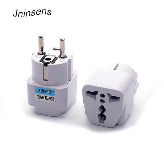 2017 Universal Eu South Korea Plug Adapter Converter Us Au