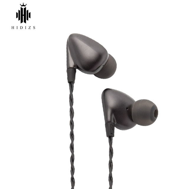 HIDIZS Seeds High Resolution Dynamic In ear earphones IEM with 5N oxygen free copper 3.5/2.5mm balanced cable Aluminium Alloy