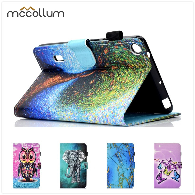 Plating Cartoon Case For Huawei MediaPad T3 10 Cases 9 6 inch Smart Stand Protective Cover for Huawei Honor Play Pad 2 Bumper in Tablets e Books Case from Computer Office