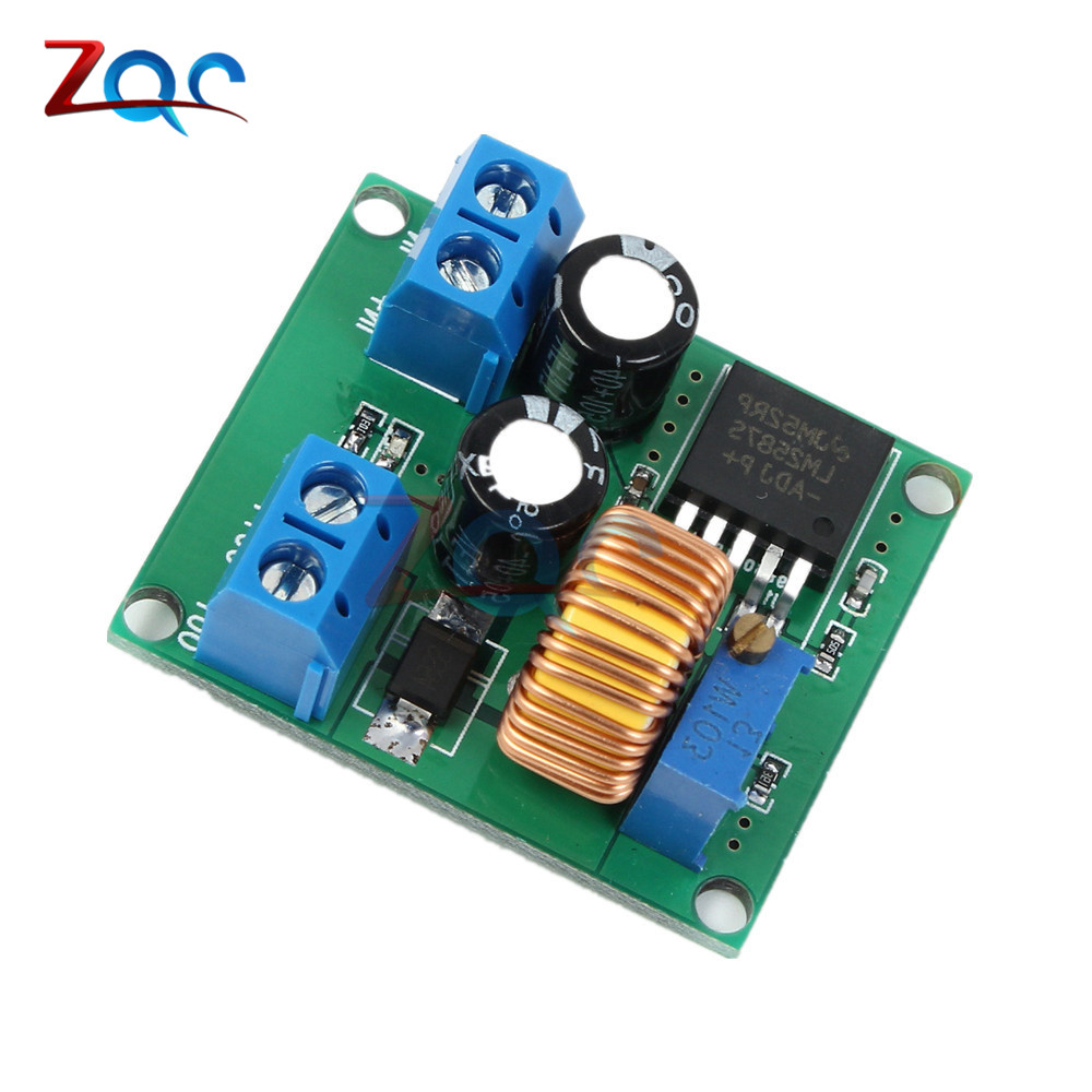 цена на DC-DC 3V-35V To 4V-40V Step Up Power Module Adjustable Boost Converter Adjustable Voltage Board 3V 5V 12V To 19V 24V 30V 36V